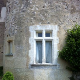 création de fenêtre: ouverture et pâtine
