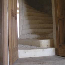 spiral stair renovation